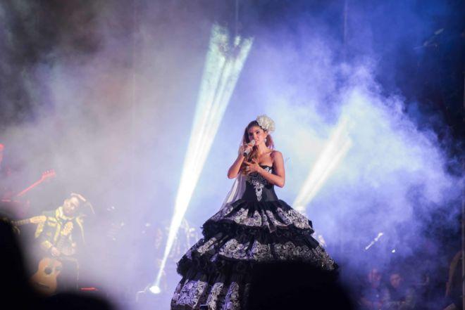Ana Bárbara en Concierto-11