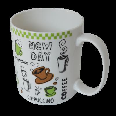 taza para café con frases