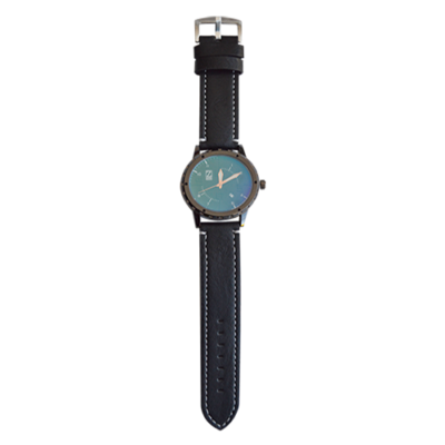 Reloj para caballero negro